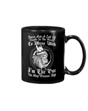 VIKINGS VALHALLA - DONT MESS WITH ME Mug tile