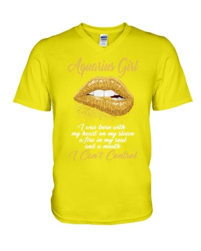 AQUARIUS GIRL - I CAN'T CONTROL