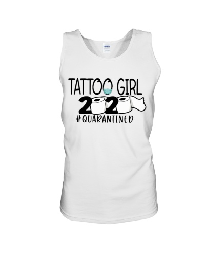 TATTOO GIRL 2020 - QUARANTINED
