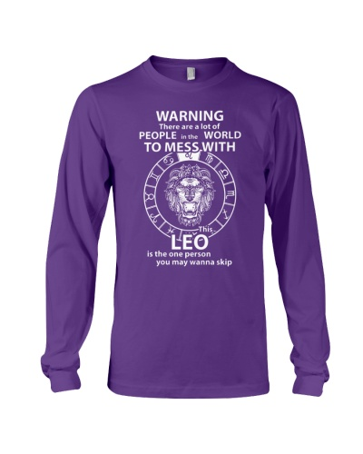 LEO - LIMITED EDITION