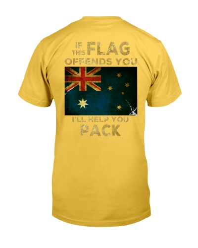 IF THIS FLAG OFFENDS YOU - AUSTRALIA