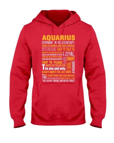 AQUARIUS - LIMITED EDITION