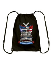 LEGENDS ARE BORN IN FEBRUARY Drawstring Bag thumbnail