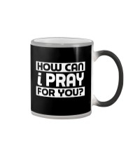 HOW CAN I - WARRIOR OF CHRIST Color Changing Mug thumbnail