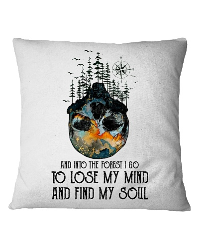 LOSE MY MIND AND FIND MY SOUL - TATTOO SKULL