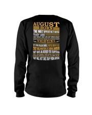 AUGUST BORN Long Sleeve Tee thumbnail