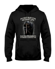 PRAY - WARRIOR OF CHRIST Hooded Sweatshirt thumbnail