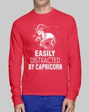 CAPRICORN - LIMITED EDITION Long Sleeve Tee lifestyle-unisex-longsleeve-front-1