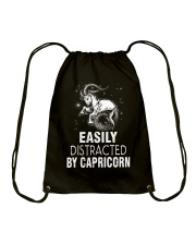 CAPRICORN - LIMITED EDITION Drawstring Bag tile