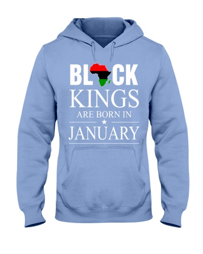 BLACK KINGS ARE BORN IN JANUARY