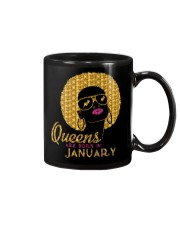 QUEENS ARE BORN IN JANUARY Mug thumbnail