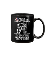 IM AN ASSHOLE MARCH GUY Mug thumbnail