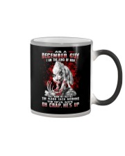 DECEMBER GUY THE KIND OF MAN Color Changing Mug thumbnail