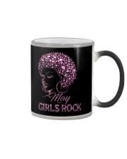 MAY GIRLS ROCK Color Changing Mug thumbnail