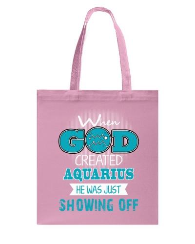 WHEN GOD REATED AQUARIUS