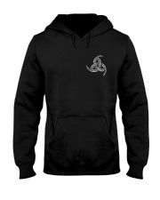 VIKINGS VALHALLA - SONS OF ODIN Hooded Sweatshirt front