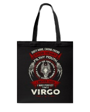 I AM A VIRGO - LIMITED EDITION Tote Bag thumbnail