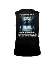 DEVIL WHISPERED - SEPTEMBER Sleeveless Tee thumbnail