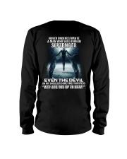 DEVIL WHISPERED - SEPTEMBER Long Sleeve Tee thumbnail