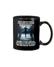 DEVIL WHISPERED - SEPTEMBER Mug thumbnail