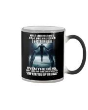 DEVIL WHISPERED - SEPTEMBER Color Changing Mug thumbnail