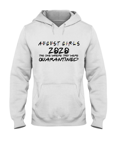 AUGUST GIRLS THE ONE WHERE THEY WERE QUARANTINED