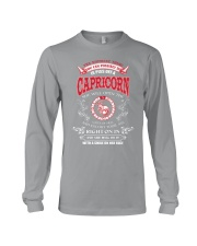 CAPRICORN - LIMITED EDITION Long Sleeve Tee front