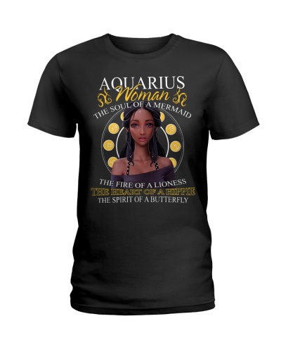 AQUARIUS WOMAN - THE SOUL OF A MERMAID