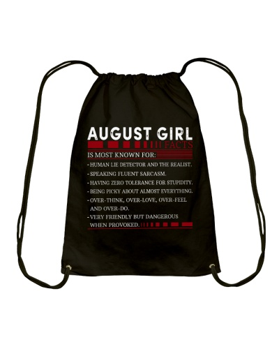 AUGUST GIRL FACTS