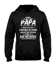 THEY CALL ME PAPA Hooded Sweatshirt thumbnail
