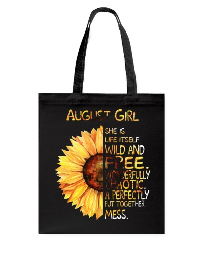AUGUST GIRL - SHE IS LIFE ITSELF