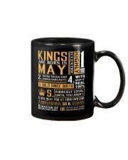 KINGS ARE BORN IN MAY Mug thumbnail