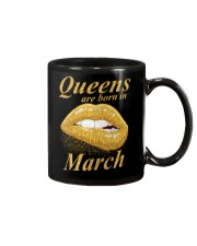 QUEENS ARE BORN IN MARCH Mug thumbnail