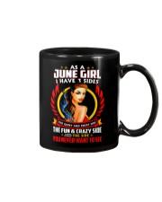 AS A JUNE GIRL Mug thumbnail
