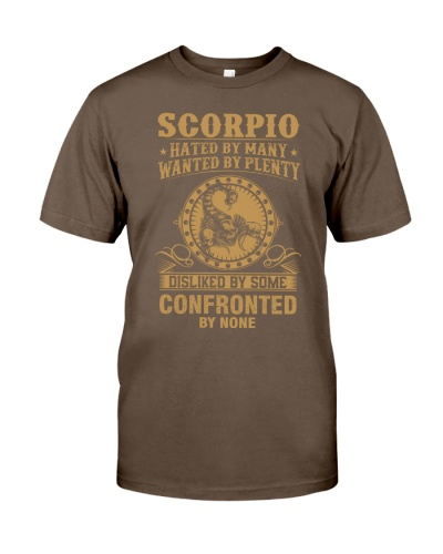 SCORPIO - HATED BY MANY