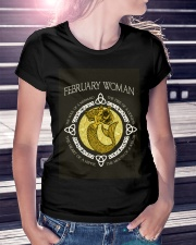 FEBRUARY - LIMITED EDITION Ladies T-Shirt lifestyle-women-crewneck-front-7