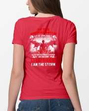 DEVIL WHISPERED - CAPRICORN Ladies T-Shirt lifestyle-women-crewneck-back-4