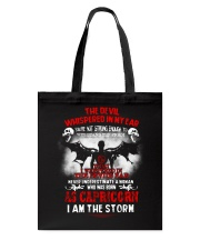 DEVIL WHISPERED - CAPRICORN Tote Bag thumbnail