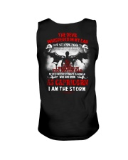 DEVIL WHISPERED - CAPRICORN Unisex Tank thumbnail