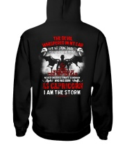 DEVIL WHISPERED - CAPRICORN Hooded Sweatshirt thumbnail