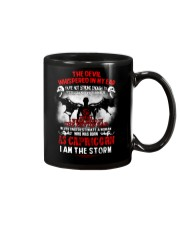 DEVIL WHISPERED - CAPRICORN Mug thumbnail