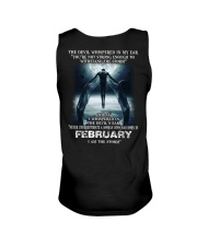 DEVIL WHISPERED - FEBRUARY Unisex Tank thumbnail