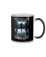 DEVIL WHISPERED - FEBRUARY Color Changing Mug thumbnail