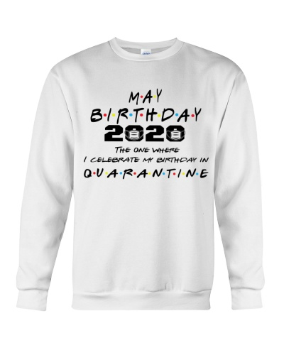 MAY BIRTHDAY 2020 CELEBRATE IN QUARANTINE