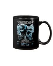 DEVIL WHISPERED - APRIL MAN Mug thumbnail