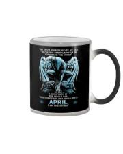 DEVIL WHISPERED - APRIL MAN Color Changing Mug thumbnail