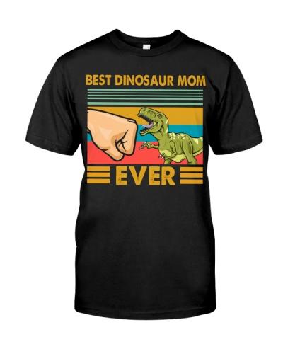 BEST DINOSAUR MOM EVER