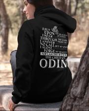 VIKINGS VALHALLA - CHILDREN OF ODIN Hooded Sweatshirt apparel-hooded-sweatshirt-lifestyle-06