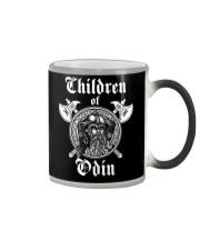 VIKINGS VALHALLA - CHILDREN OF ODIN Color Changing Mug thumbnail