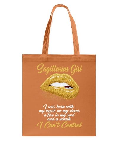 SAGITTARIUS GIRL - I CAN'T CONTROL